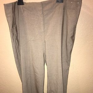 Lot of 2 New York & Company career 16 plus pants